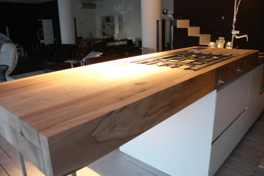 Stunning Piano Cucina Legno Massello Photos - Skilifts.us ...